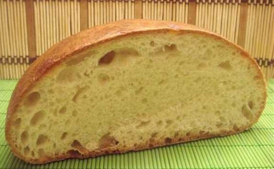 Очень приятный хлеб нежный ласковый
